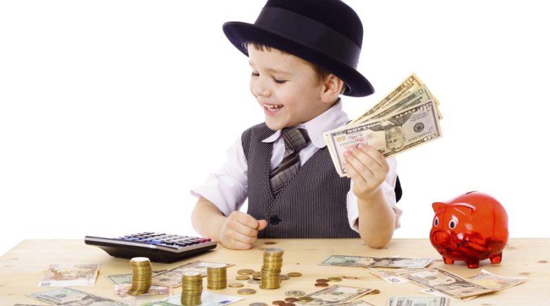 Educación financiera desde ninos