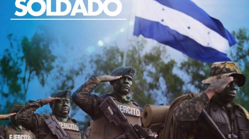 Día del soldado en Honduras
